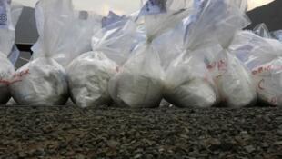 Giuseppe Romeo passait, selon les enquêteurs, jusqu'à 40 kilos de cocaïne par semaine de Hollande à Milan (image d'illustration).