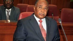 Antigo Procurador-Geral da República de Angola João Maria de Sousa