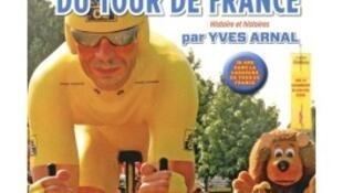 La couverture du livre «La caravane du Tour de France», Yves Arnal.