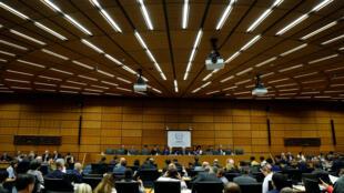 نشست حکام آژانس بینالمللی انرژی اتمی، به مدت  ۴ روز از دوشنبه ۱۴ خرداد/ ۴ ژوئن، در وین پایتخت اطریش آغاز شد. .