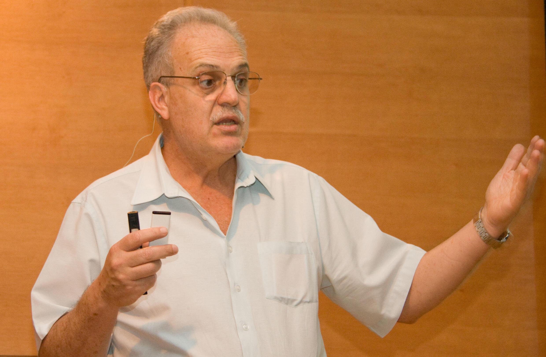 O professor e pesquisador Carlos Afonso Nobre, da Academia Brasileira de Ciências (ABC)