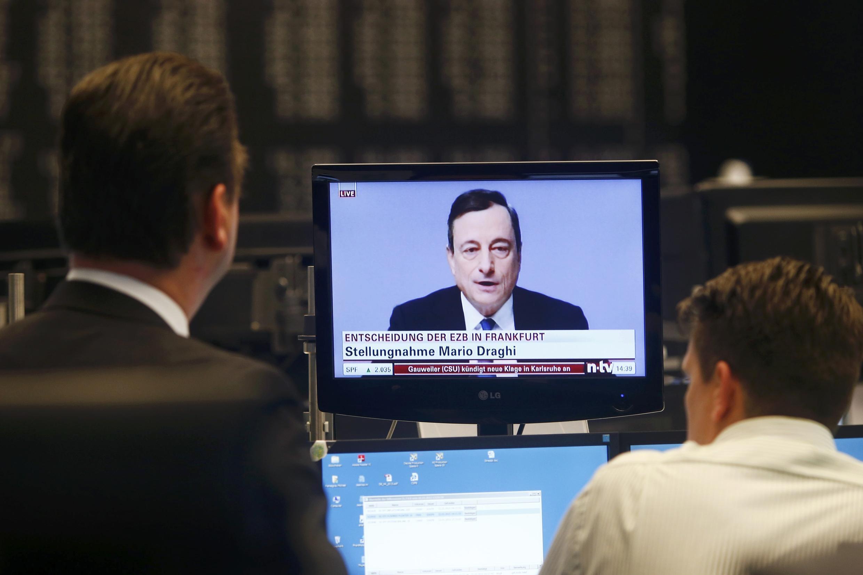 Les annonces faites par Mario Draghi auront-elles les effets escomptés ?
