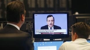 Existe un suspenso sobre la proyección real de los anuncios de Mario Draghi, director del Banco Central Europeo.