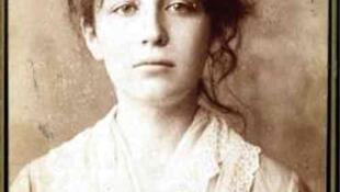 Камилла Клодель, фото из архива музея Родена в Париже.