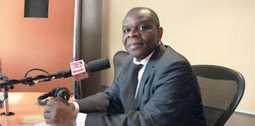 Jean-Baptiste Placca, éditorialiste Afrique à RFI.