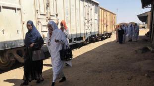 Soudan - Atbara - train
