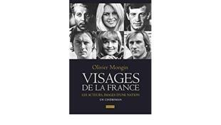 Couverture du livre «Visages de France».
