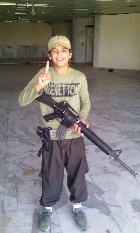Abu Bakr al Faransi serait mort en Syrie, il y a deux mois, à l'âge de 13 ans.
