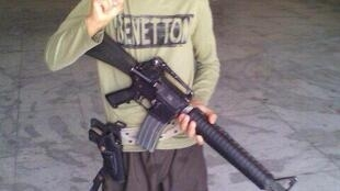 13-year-old Abu Bakr al Faransi; who was killed fighting in Syria in January