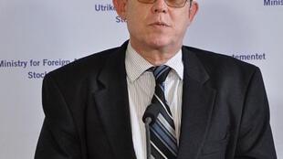Frank La Rue, juin 2010.