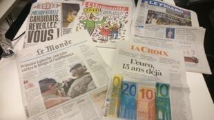 Diários franceses 02.01.2017