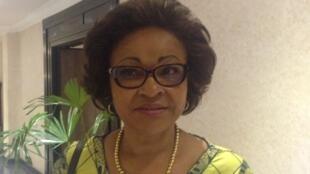 Josefa Sacko, é candidata a comissária para Economia Rural e Agricultura da UA