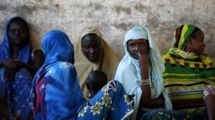Le 25 novembre est la «Journée internationale pour l'élimination de la violence à l'égard des femmes». (Photo d'illustration : femme à Bangui en Centrafrique)
