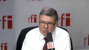 Alain Vidalies, ministre en charge des Relations avec le Parlement.