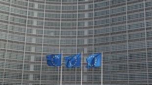 The European Commission headquarters in Brussels, Belgium.