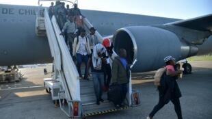 O governo do Chile lançou plano de retorno voluntário para imigrantes haitianos.