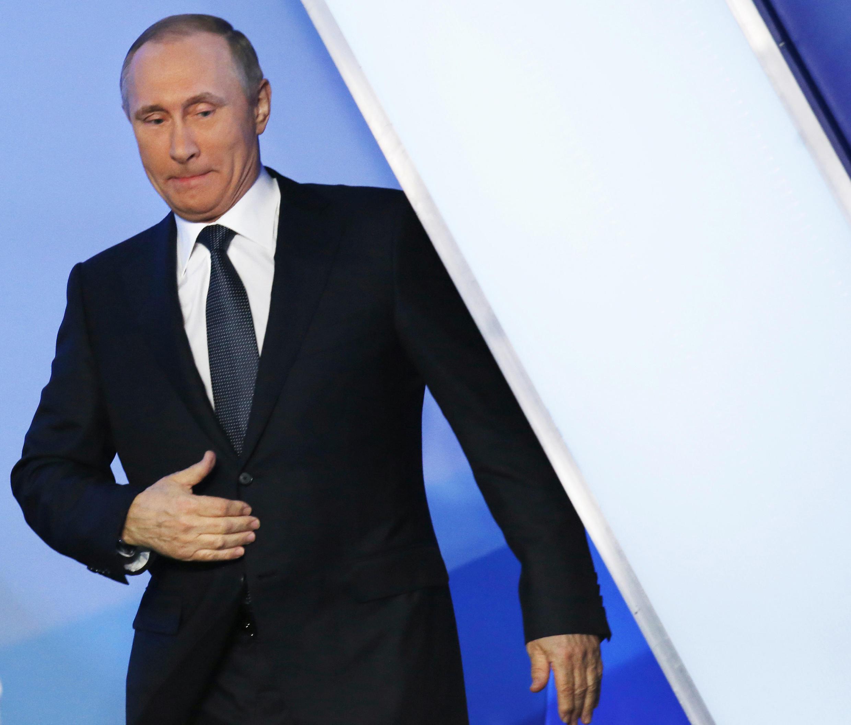 5 апреля Владимир Путин объявил о создании в России Национальной гвардии на базе Внутренних войск МВД.