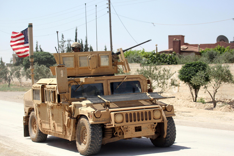 Президент США Дональд Трамп объявил о победе американских войск над террористическими группировками
