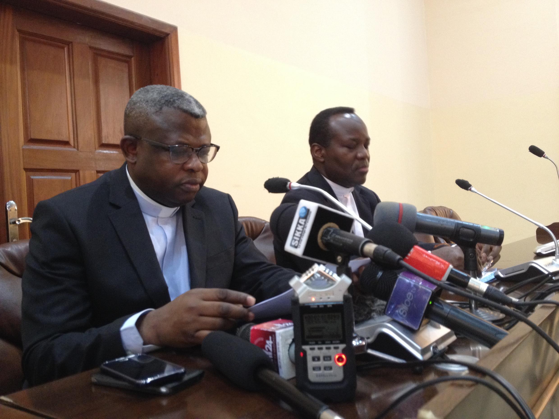 Les évêques catholiques de la Conférence épiscopale nationale du Congo
