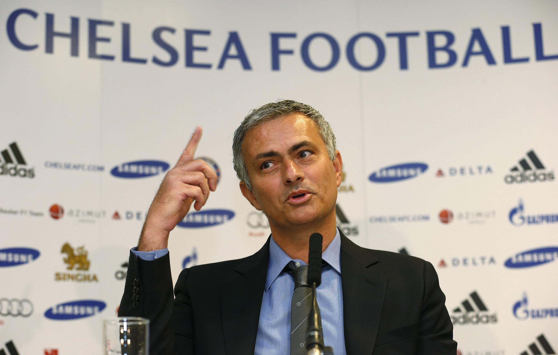 Le club de football de Chelsea a confirmé le 17 décembre le départ de Jose Mourinho.