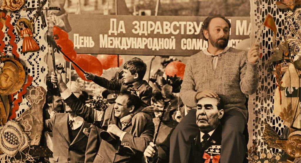 Une scène du film «Paradjanov», réalisé par Olena Fetisova et Serge Avedikian.