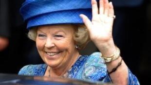 Sarauniyar ta kasar Netherland mai barin gado Beatrix.