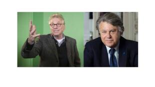 Daniel Cohn-Bendit et Gilbert Collard...