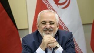 جواد ظریف، وزیر امورخارجه ایران-تصویر آرشیوی