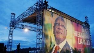 Ibrahim Boubacar Keïta aura la lourde tâche de redresser et de réconcilier le pays.