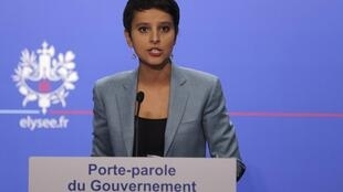 Women's Rights Minister Najat Vallaud-Belkacem is to bring together Twitter and campaign groups next month