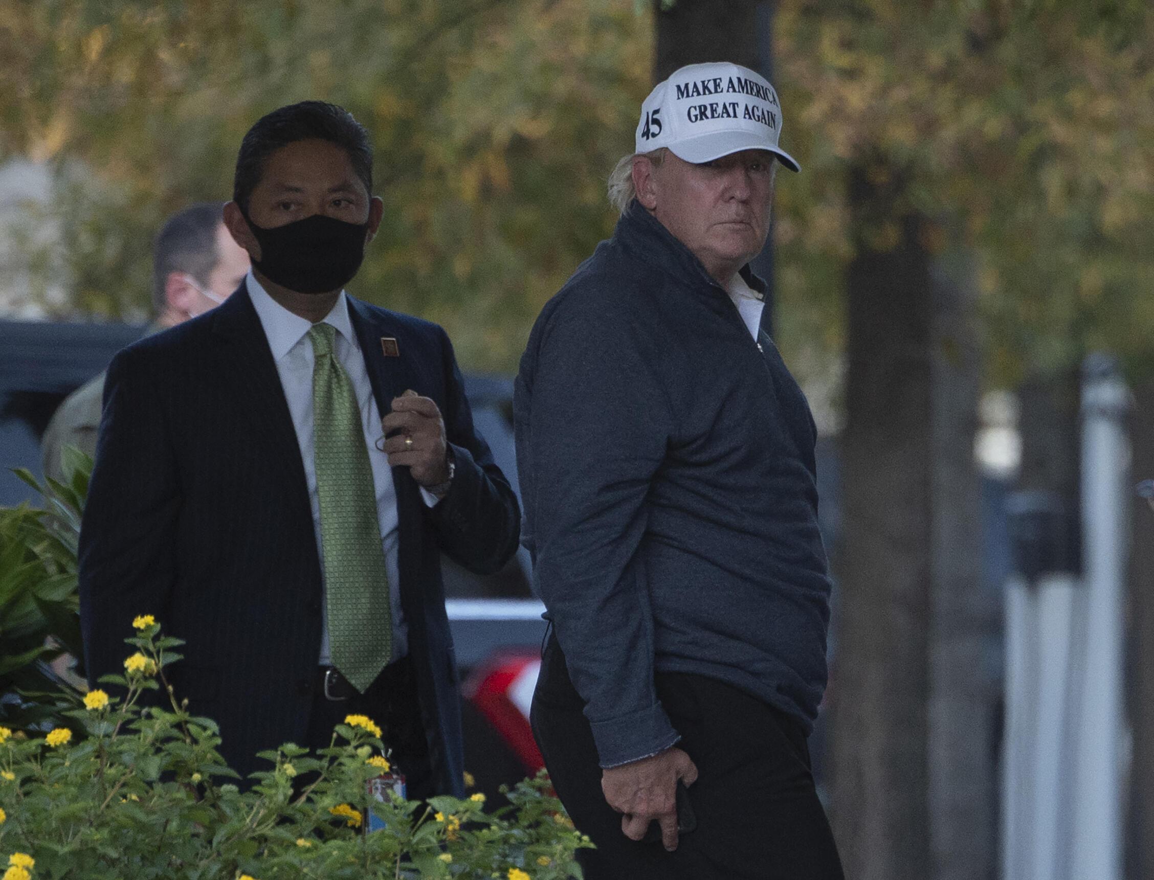 Presidente cessante, Donald Trump, voltou a recusar vitória anunciada de Joe Biden nas presidenciais