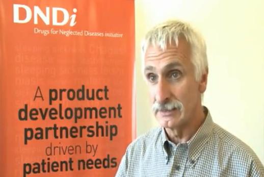 Docteur Bernard Pécoul, directeur de DNDi
