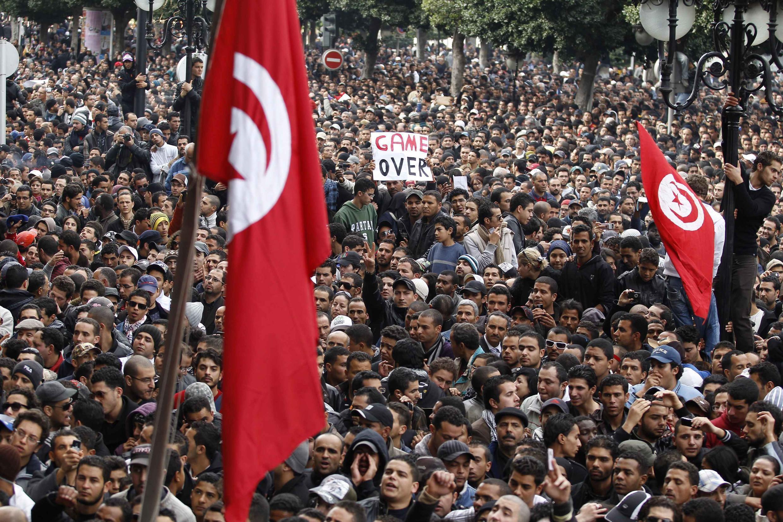 Dossier: Tunisia's Jasmine Revolution