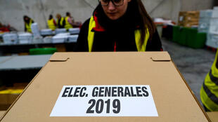 西班牙立法選舉周日開始投票