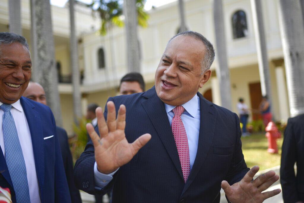 Diosdado Cabello, o segundo homem forte do chavismo, contou que enquanto se recuperava da covid-19 internado em um hospital, sofreu o mesmo problema que cerca de 69% da população: a falta ou o abastecimento irregular de água.
