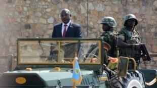 Raisi wa Burundi Pierre Nkurunziza