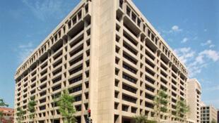 La sede del Fondo Monetario Internacional en Washington.