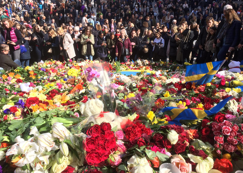 Le suspect de l'attentat au camion bélier qui a fait quatre morts et quinze blessés, le 7 avril 2017, dans le centre de Stockholm est un Ouzbek de 39 ans.