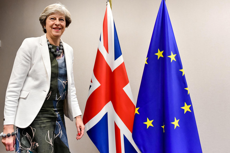 Missão da PM britânica, Theresa May, a Bruxelas, sobre Brexit, serviu para alertar Irlanda do Norte quer ficar na Uniao europeia