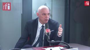Jean-François Césarini, député LaREM du Vaucluse sur RFI, le 21 novembre 2019.