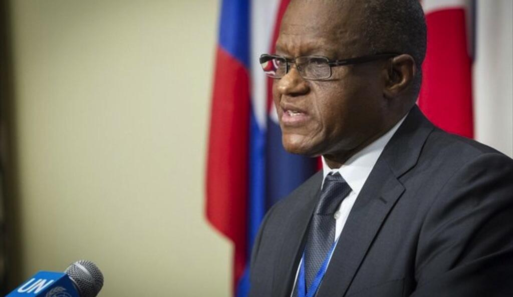 Mkuu wa MONUSCO nchini DRC Maman Sidikou