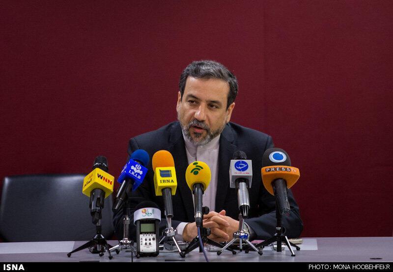 O vice-ministro das Relações Exteriores Abbas  Araghchi, negociador iraniano