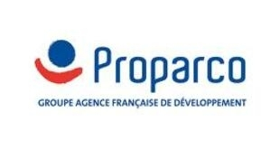 Logo de la structure d'appui au secteur privé Proparco.