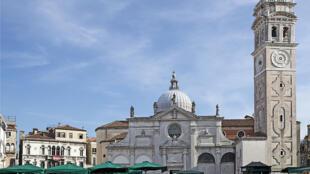 L'église Santa Maria Formosa à Venise, en Italie.