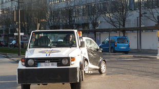 Quelque 700 véhicules sont enlevés chaque jour à Paris.