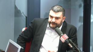 Jérémy Decercle, président du réseau des Jeunes agriculteurs (JA) sur RFI, le 25/02/19