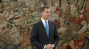 O rei Felipe VI esperou, até a última hora, uma proposta para formar um governo de coalizão.