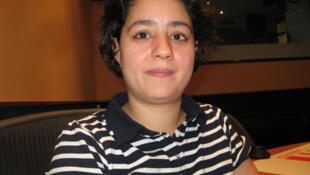 María Rosa Unda Souki en RFI.