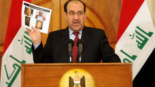 Iraq's Prime Minister Nuri al-Maliki,