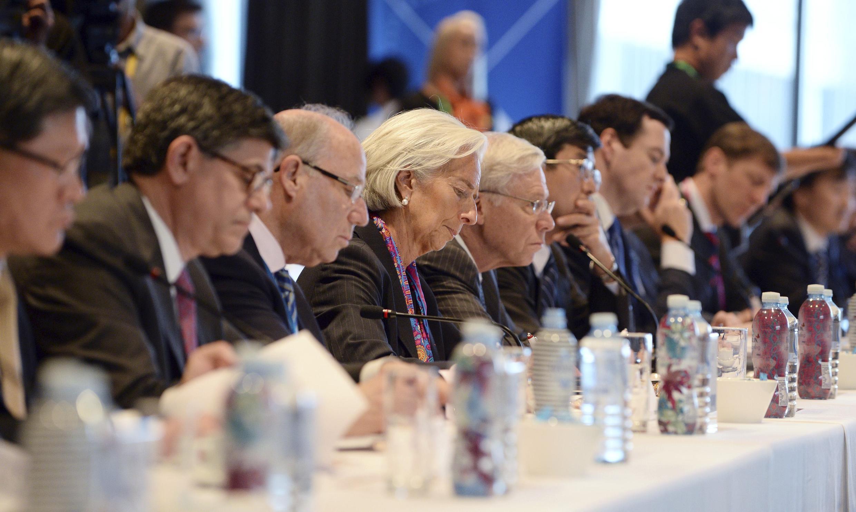 Ministros de representantes de organizações internacionais se reúnem em Sydney para o G20.